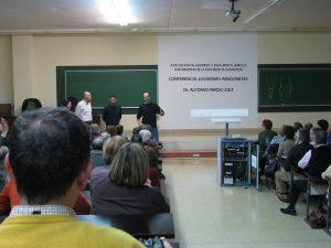 """Conferencia """"Los ibones aragoneses"""""""
